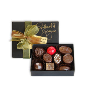 G&S Black Small selection of chocolates