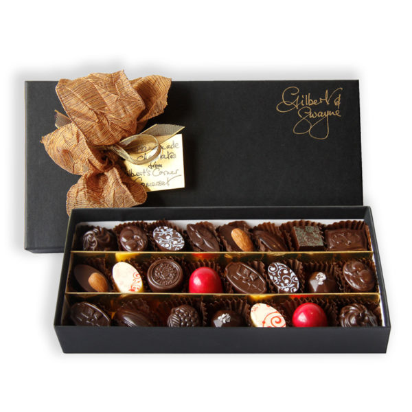 Large Box Gilbert & Swayne Chocolate Box