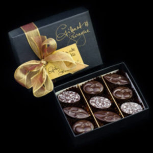 Somerset Cider Brandy chocolate collection