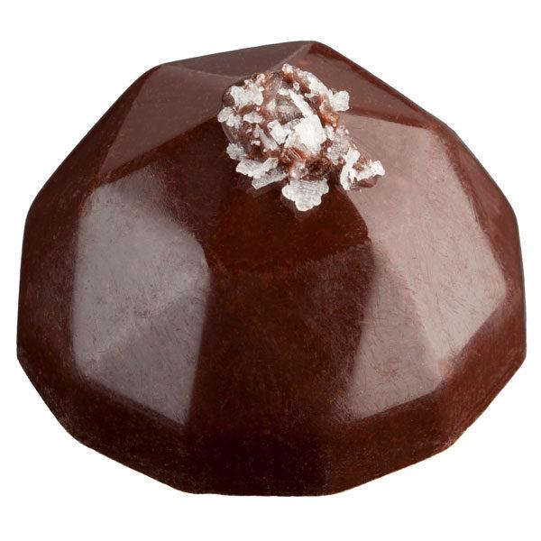 tarragon and sea-salt chocolate