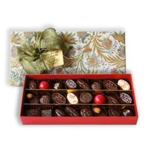 Large Gilbert and Swayne Chocolate box