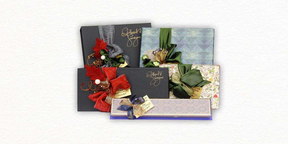 Gilbert and Swayne Christmas Chocolate Collection
