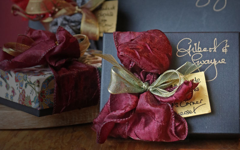 Gilbert and Swayne Festive Chocolate Collection