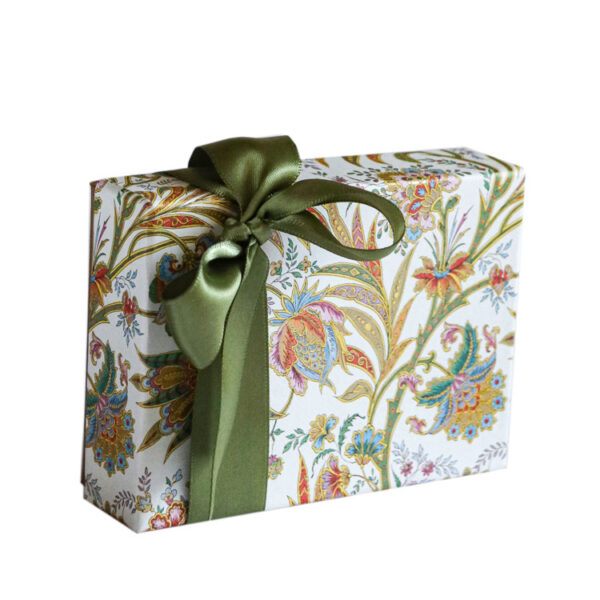 Small Box of Chocolates wrapped in Jaipur Italian Paper