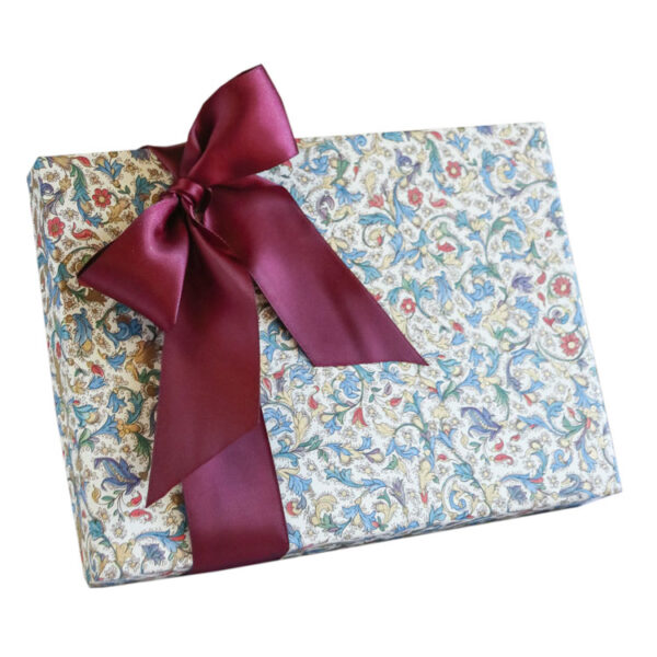 Extra Large Box of Chocolates wrapped in Blue Italian Paper